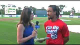 Kellie Cowan interviews Emmanuel Burriss