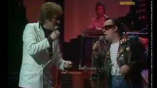 C'est un Rocker - Eddy Mitchell et Coluche