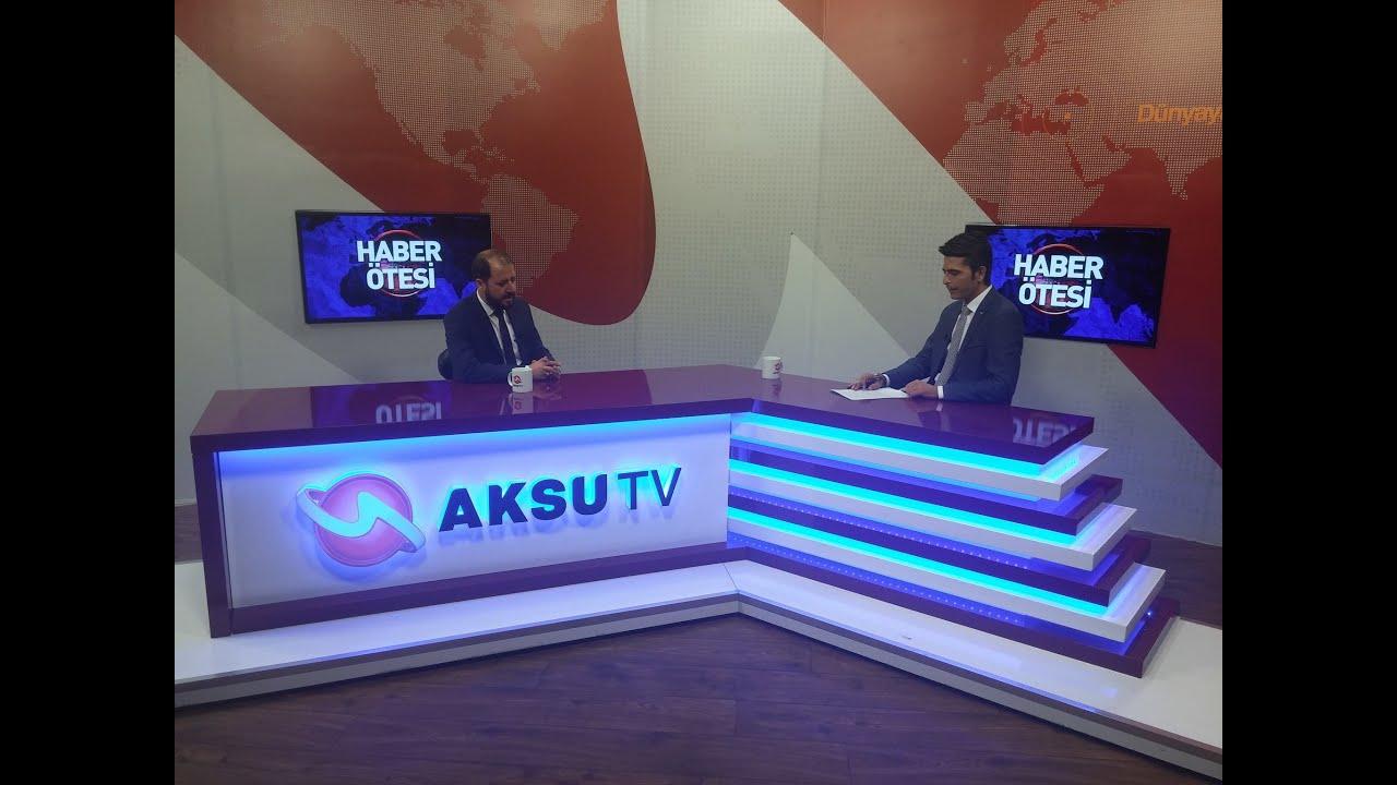 """Haber Ötesi """"Ak Parti MDK Üyesi Metin Doğan"""" 29 Ağustos 2016"""