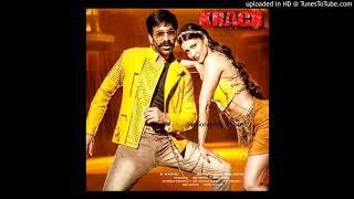 04 - Mass Biriyani - song, from krack movie,  Ravi theja,  sruthi hasan