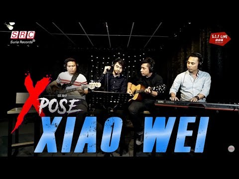 SRC || 3,2,1 LIVE (Highlight) - Xiao Wei cover by Xpose Band