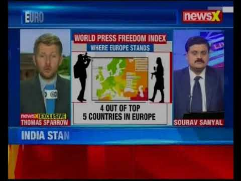 World Press Freedom Index: India stands at 138 out of 180 countries