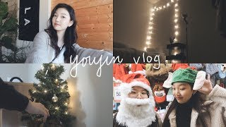 [Youjin VLOG] A Productive Day…