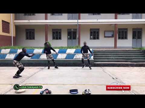 Neptune Africa Demo Material ( African Acrobatics) New Uganda Video