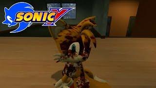 Sonic Y в Garry's Mod: Серия 1 - Знакомьтесь, меня зовут Соник