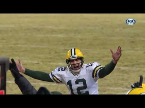 Aaron Rodgers - This Is Not A Dream