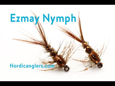 Fly Tying Instruction On How To Tie A The