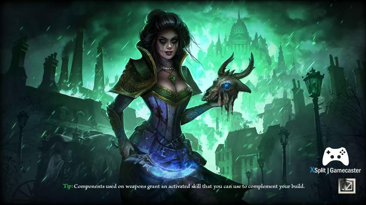 Grim Dawn - DW Pierce Blademaster Fabius Nemesis Kill Ultimate