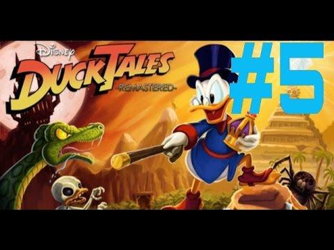 Le Yeti: Duck Tales épisode 5