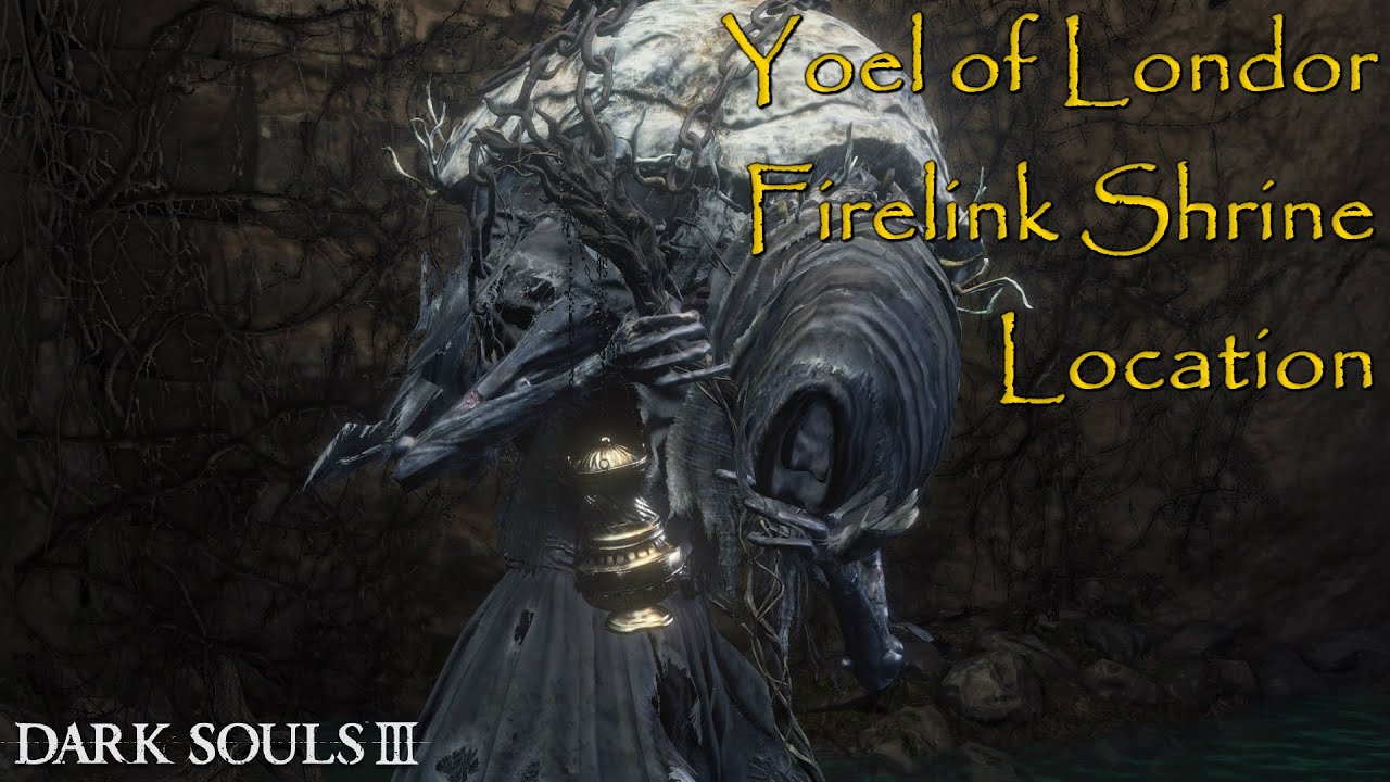 Yoel Of Londor Firelink Shrine Location Dark Souls Iii Youtube You'll need to die quite a few times, i think twice per level up, for him to give you all 5 levels. yoel of londor firelink shrine location dark souls iii