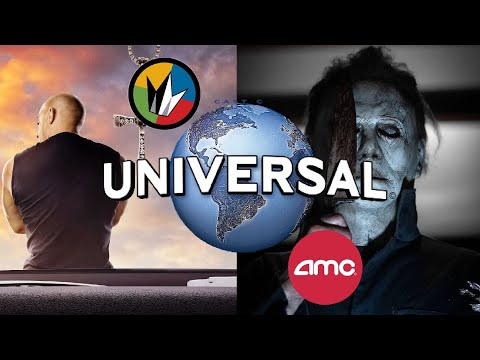 AMC And Regal Cinemas No Longer Will Play Universal Studios Movies!