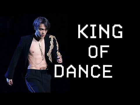EXO KAI THE DANCING KING