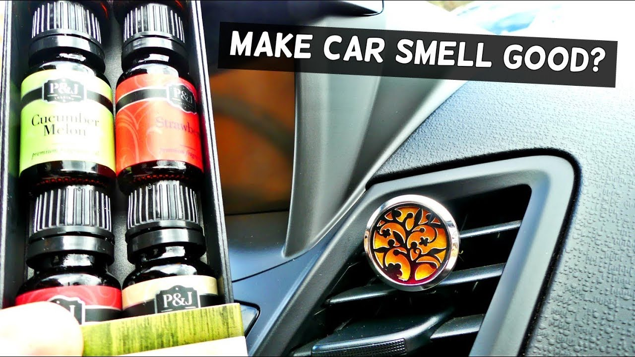 how to make your car smell good youtube. Black Bedroom Furniture Sets. Home Design Ideas