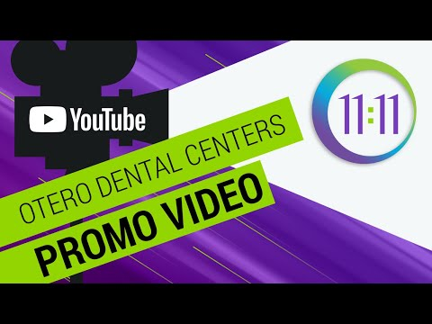Otero Dental Service commercial | 1111 Media Group creative marketing agency of South Miami