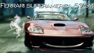 GTA IV - Ferrari Superamerica 575M [EPM] | by Threepwood | Prezentacja [HD]
