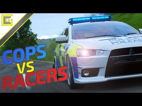 UNMIOG VERFOLUNG - Cops vs Racers I Forza Horizon 4 Online #035 thumbnail