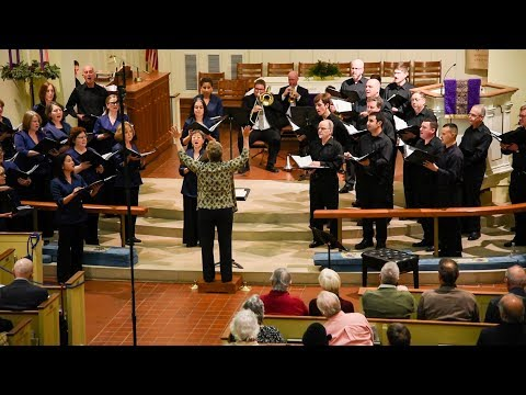 Cantate Chamber Singers: Who We Are
