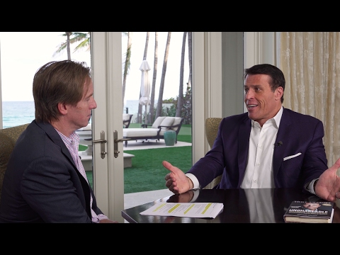 3 steps to achieving what you really want | Tony Robbins UNSHAKEABLE  [Video 6 of 14]