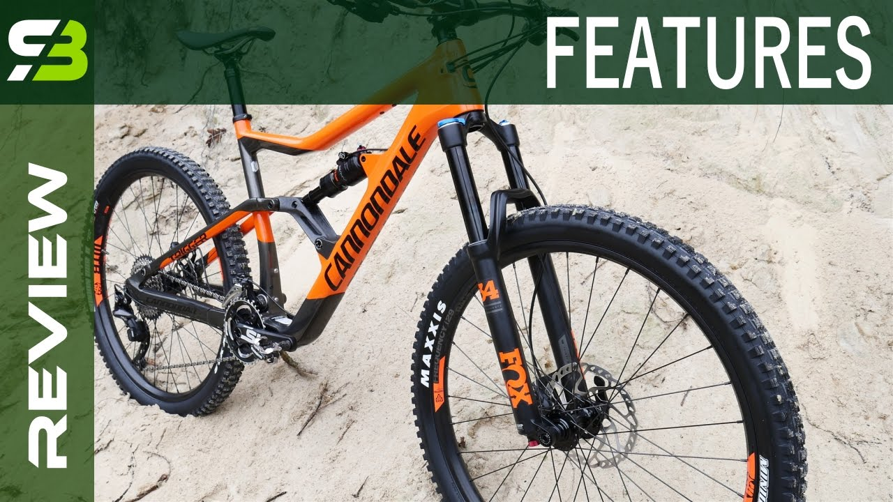 New 2018 Cannondale Trigger Features And Details Full Suspension