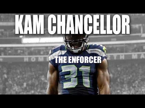 "Kam Chancellor︱ Official 2011-2017 Highlights︱ ""The Enforcer"""
