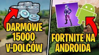 FREE V-DOLCE, NEW SKINS, FORTNITE FOR ANDROID
