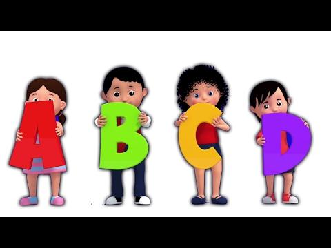 abc lagu | lagu untuk kanak-kanak | puisi nurseri | ABC Song | Learn ABC | Alphabets For Kids