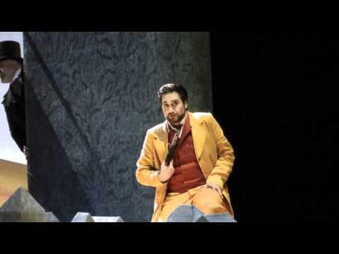 Giuseppe Filianoti - Werther - Lorsque l'enfant revient d'un voyage