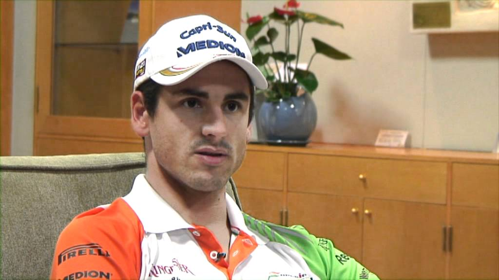 Adrian Sutil post race interview - F1 2014 Japanese GP