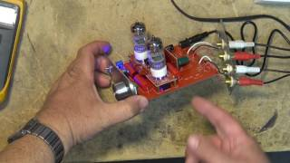 Vacuum Tube Buffer preamp review and tear down