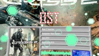 Crysis 2 - OST - 2. Insertion [720p HD]