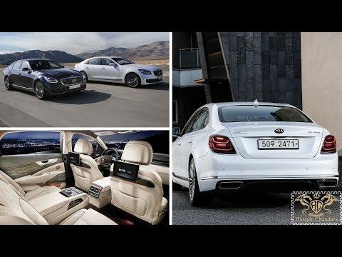 New  Kia K Luxury Sedan | Review in-depth with Interior, Exterior & Test Drive |