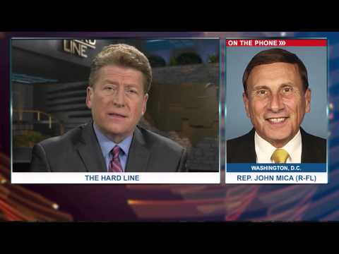 The Hard Line | John Mica discusses and Christine Flowers