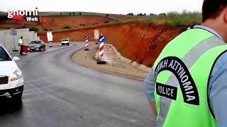κιλκίς ένα μικρό ατύχημα μια μεγάλη ταλαιπωρία για οδηγούς