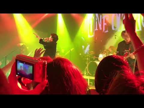 ONE OK ROCK - Taking Off - live in Prague, Czech republic @ Lucerna music bar 02.12.2017
