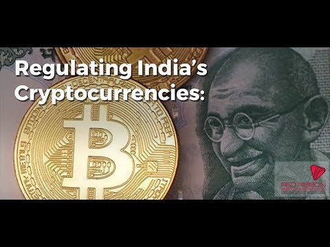 Regulating India's Cryptocurrencies - Red Ribbon Asset Management