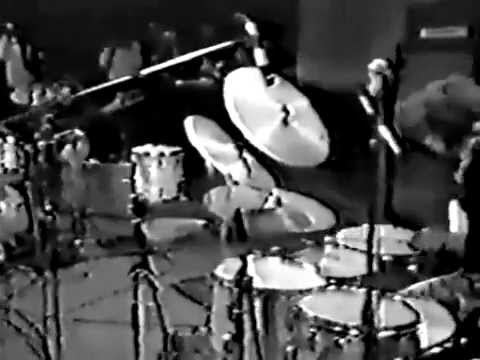 Art Blakey & Ginger Baker Drum Duo