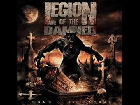 Legion Of The Damned - Sons Of The Jackal Mp3