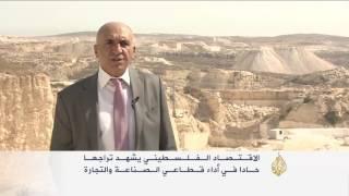 تراجع حاد للصناعة والتجارة الفلسطينيتين