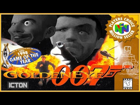 Goldeneye 007 | Garry's Mod Funny Faces