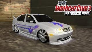 Jetta ao Estilo Velozes e Furiosos - Midnight Club 3 DUB Edition Remix (PC Gameplay) [1080p]