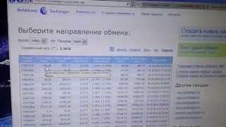 Обмен wmr-wmu, bitcoin,  palpal, privat24, сбербанк и visa card(, 2014-10-19T18:28:25.000Z)