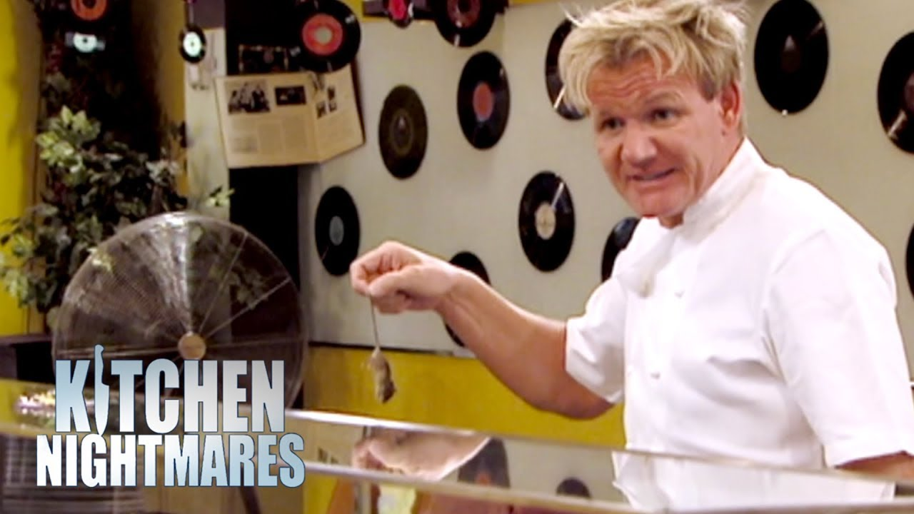 Gordon Ramsay Accused Of Planting A