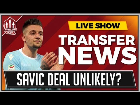 Milinkovic-Savic Transfer Off? MANCHESTER UNITED Transfer News