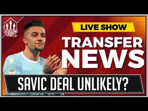 Milinkovic-Savic Transfer Off? MANCHESTER UNITED Transfer News