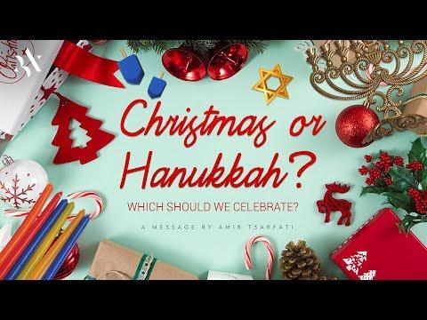 Amir Tsarfati: Christmas or Hanukkah? Mp3