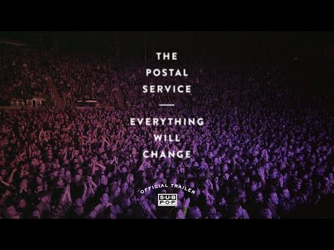 The Postal Service - Everything Will Change [DVD TRAILER]