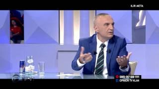 Opinion - Ilir Meta! (16 qershor 2015)