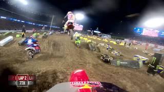 Download GoPro: Ken Roczen - 2020 Monster Energy Supercross - 450 Main Event Highlights  - Anaheim 1