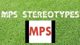 Roblox MPS Stereotypes!