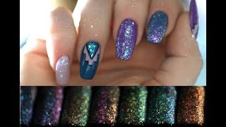 • Magiczny błysk na paznokciach - Star Glow i Boho | KATOSU •